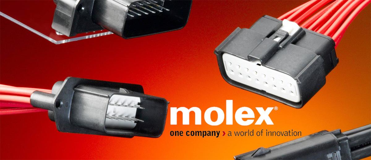 美国莫仕Molex官网,品牌直营,独家经销,一级代理,授权专卖