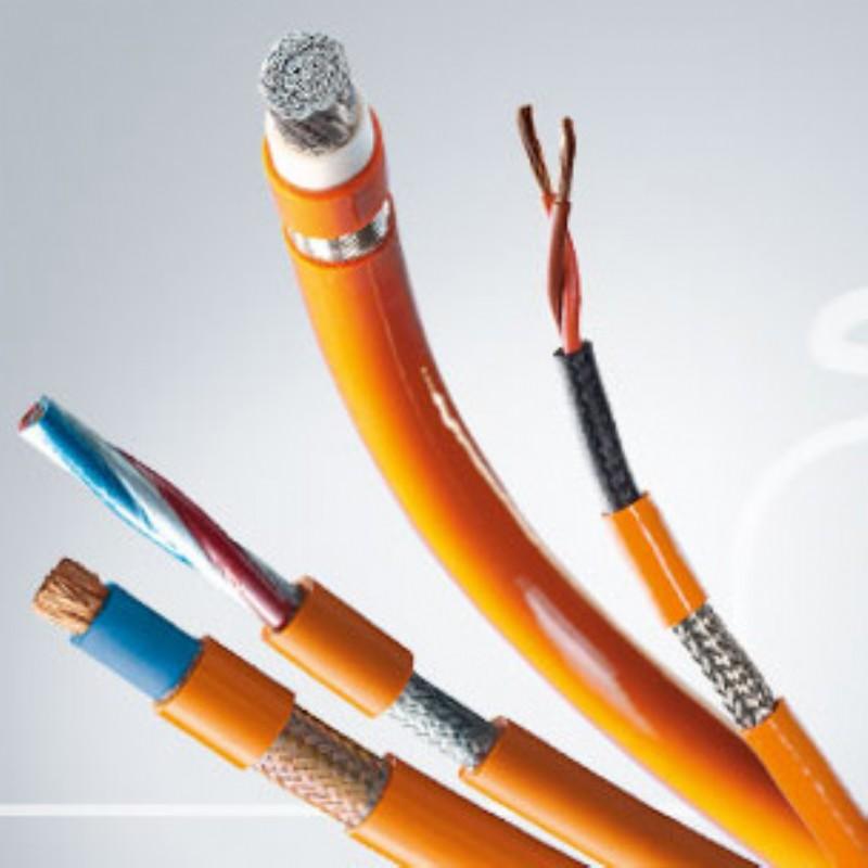 Leoni Hvocar - high voltage cables,(Hivocar 150-F